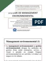 Systéme de Management Environ