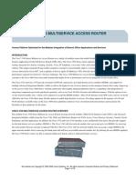 Prodcisco router c3720