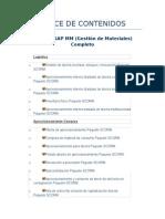 CURSO SAP MM (Gestión de Materiales) Completo