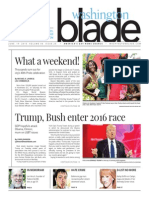 Washingtonblade.com, Volume 46, Issue 25, June 19, 2015