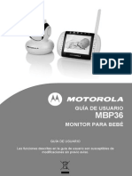 Mbp36 Userguide Spanish