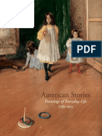 American Stories Paintings of Everyday Life 1765-1915