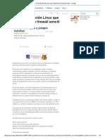 IPCop distribución Linux que implementa un firewall sencill - Taringa!.pdf