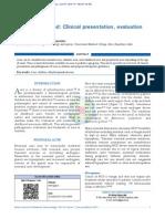 Indian Journal of Paediatric Dermatology | Vol 16 | Issue 1 | January-March 2015 1  ADDRESS FOR CORRESPONDENCE Dr. Akshay Kumar Jain , B-302, Indra Vihaar, Kota - 324 005, Rajasthan, India. E-mail