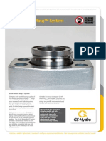 Gs-hp Retain Ring Flange System