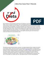 Anthony Davis Y Su Dieta Para Ganar Peso Y Musculo