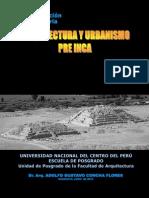 Arquitectura y Urbanismo Pre Inca