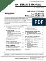 LC-60LE630E
