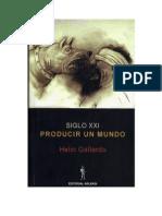 Helio Gallardo. Introducción a la Democracia, de Producir un Mundo..pdf