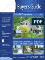 Coldwell Banker Olympia Real Estate Buyers Guide June 20th 2015
