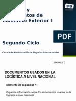 PPT - CANI IIC TráMites y Documentos de Comercio Exterior I 2014-2[1]