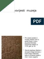 Povijest muzeja