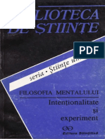 Angela Botez - Filosofia mentalului~ Intentionalitate si experiment.pdf