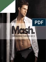 Catalogo Cuecas Mash 2013