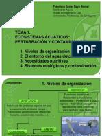 Tema 1 Ecosistemas 2013 Feb 13