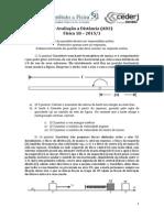 AD2 Física 1B – 2015