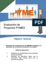 Evaluacion de Proyectos en Pymes Final