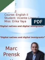 Presentación de diapositivas sobre ingles