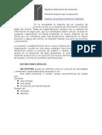 Analisis de Diseño de Sistemas (Ensayo)