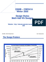 Ece260b w05 Design Style