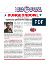 Dungeon Bowl