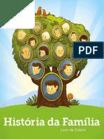 Historia Da Familia Livro de Colorir