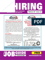 The Job Guide Volume 27 Issue 12