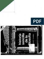 Gambra - Historia sencilla de la Filosofía para imprimir