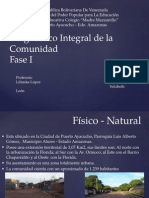 Diagnostico Integral de La Comunidad