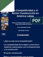 Competitividad Sector Construcci%F3n