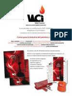 cursos WCI 2015