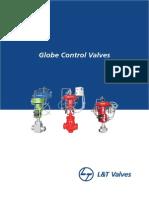 L&T Globe Control Valves