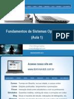 Sistemas Operacionais 01