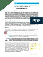 PreSalud Fisiología Guía 02 - Sistema Nervioso