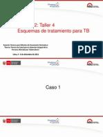 Modulo 2_Taller 4_esquemas de Tto Para TB