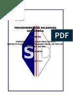 Pr-qc-e003. Proced Soldadura Exotermica Rev1