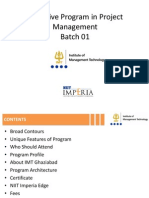 Detailed Program Content - EPPMx01 Ver 1.1
