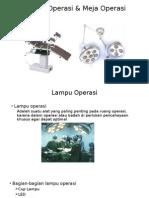 Lampu Operasi & Meja Operasi.pptx