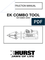 EK Combo Operation Manual