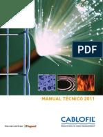 Cablofil Manual Tecnico 2011