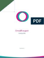 EmailForge UserGuide Last En