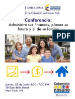 Conferencia finanzas personales en Nueva York 12