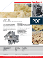Holac Meat Dicing
