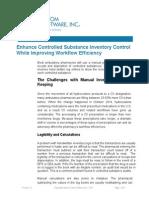 CS Inventory Management WhitePaper