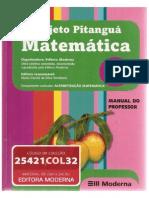 Livro projeto pitanguá - páginas sobre estatítica