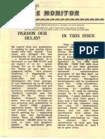 New Age Monitor 06-1986, Vol. 1, No. 2