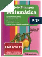partes do livro projeto pitangua - grandezas e medidas