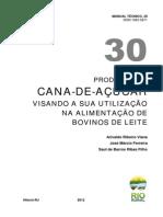 Producao Cana de Acucar