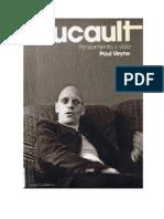 Veyne Foucault Pensamiento y Vida