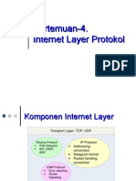 M4-Internet Layer Protokol
